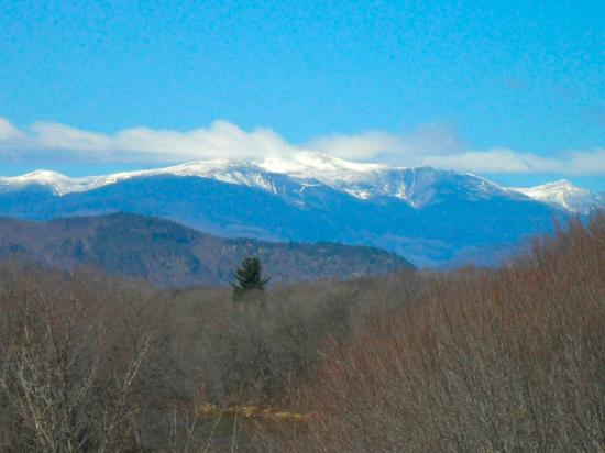 Red Jacket Mountain View Resort & Water Park: Beautiful Mt. Washington
