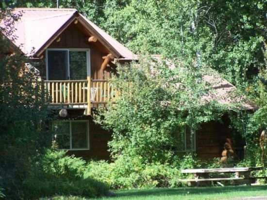 Wolf Ridge Resort : Town home at Wolfridge Resort