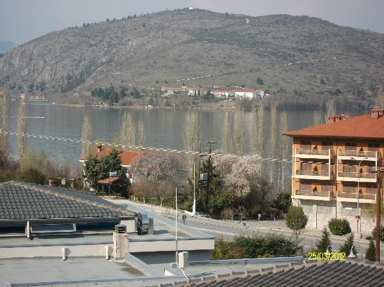 Limneon Resort & Spa: Λίμνη.