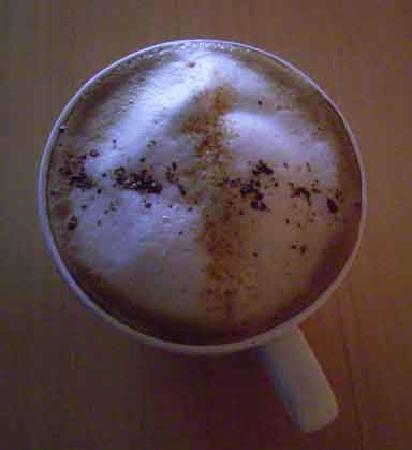 Flavors Cafe: Cappucino