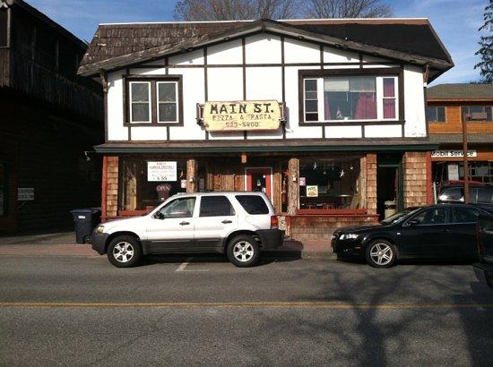Main Street Pizza and Pasta: Main Street Pizza