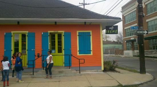 New Louisiana Cafe Reviews