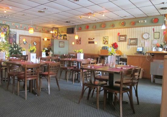 Bell Buoy Restaurant Interior
