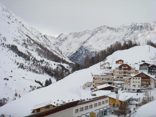 Hotel Bergwelt: Beautiful view