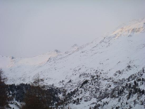 Hotel Bergwelt: Amazing View