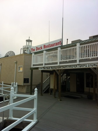 Deck Restaurant Incorporated