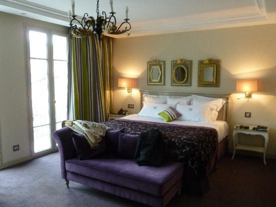 Villa Lara Hotel : Room 105.