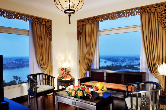 Imperial Hotel: Junior Suite River View