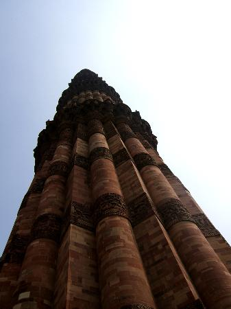Delhi Bed and Breakfast: Daytrip to Qutb Minar