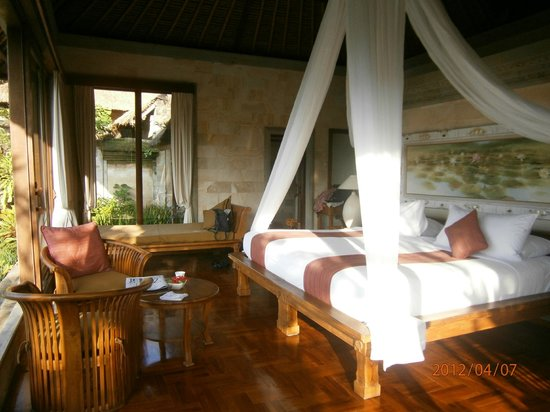 The Royal Pita Maha: The glorious bedroom