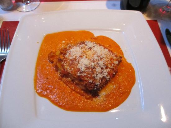 Il Vecchio Mulino : lasagna