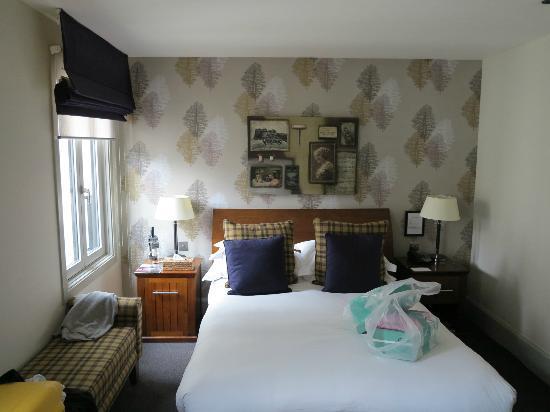 Hotel du Vin & Bistro : Bed