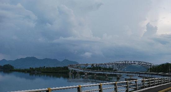 San-Juanico-Brücke: The bridge