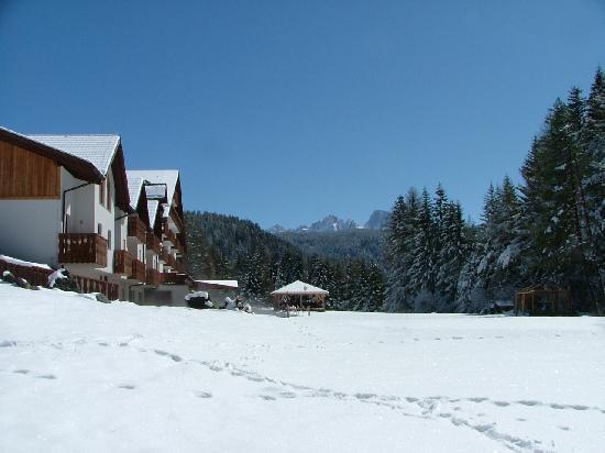 Bellamonte, إيطاليا: neve
