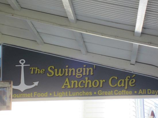 Swingin' Anchor Cafe: Swingin' Anchor Café