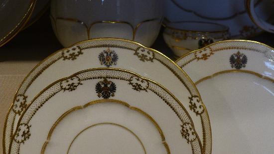 Silberkammer : Formal plates