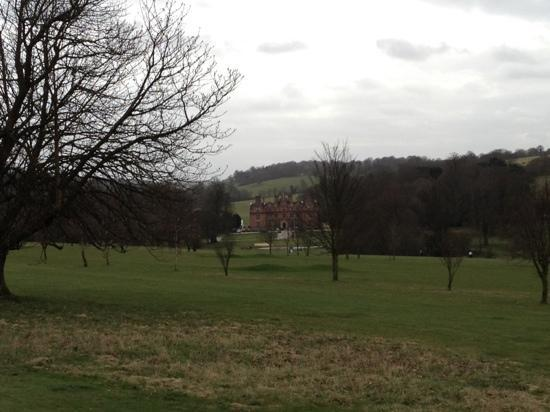 Broome Park Golf Club: view from 14th hole