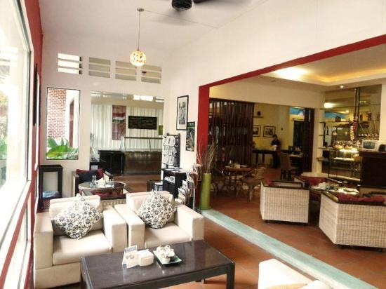 Baitong Restaurant: Comfort and free wi-fi