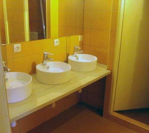 Diocletian Palace Experience: bathroom