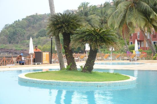 Dona Paula, Hindistan: the pool