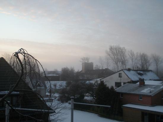Hotel Morgensonne: Blick vom Balkon