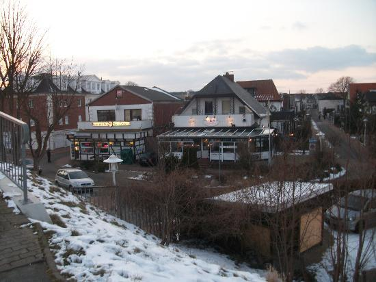 """Hotel Morgensonne: Restaurant """"Moin Moin"""""""