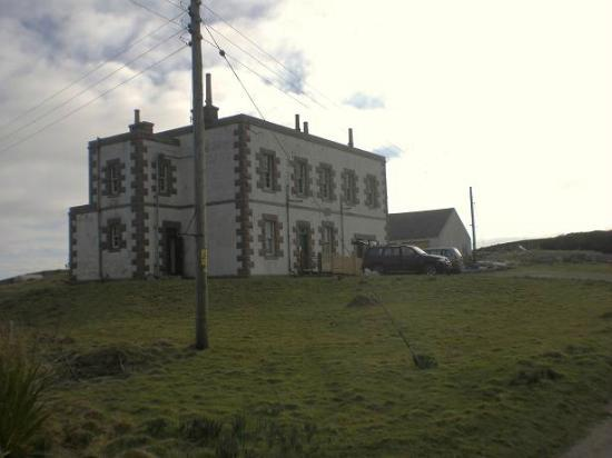 Rattray Head Eco-Hostel: The old lighthouse supply building