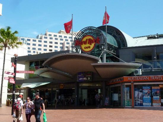 Book Hard Rock Cafe Sydney