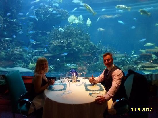 Burj Al Arab Jumeirah Culinary Flight During My 43rd Birthday In Mahara Restaurant