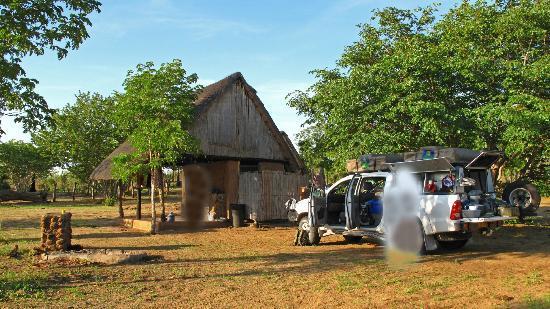 Senyati Safari Camp : Senyati Campsite