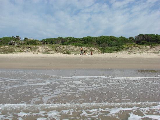 Hotel Parque Oceanico: playa