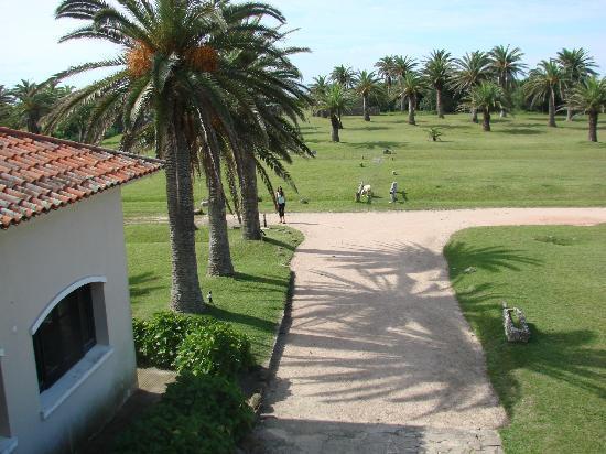 Hotel Parque Oceanico: parque