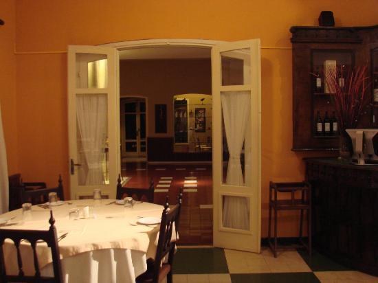Hotel Parque Oceanico: comedor