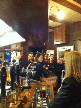 Ruskin's: Bar