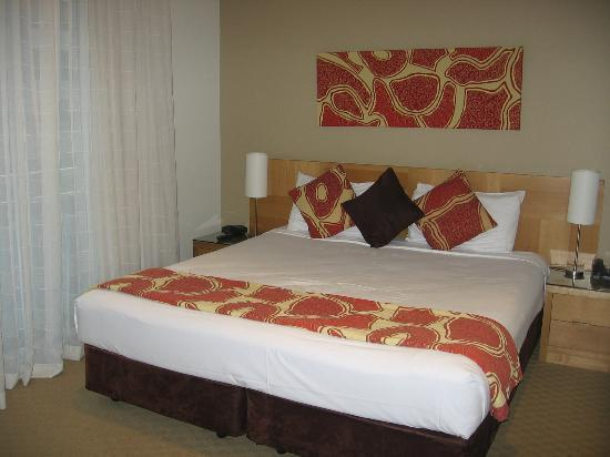 Wyndham Vacation Resorts Asia Pacific Sydney: Bedroom - 1 bed apartment Wyndham Sydney
