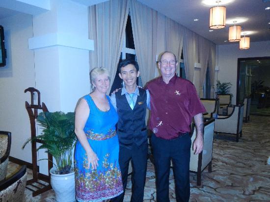 Vinpearl Da Nang Resort & Villas: Staff