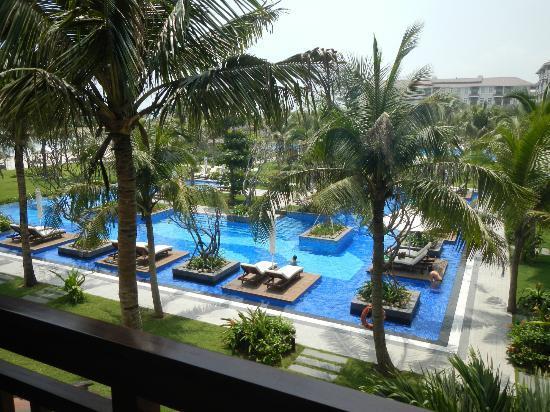 Vinpearl Da Nang Resort & Villas: view