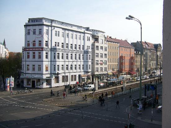 The Circus Hotel: Plaza Rosenthalerstraße