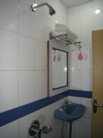 Hotel New Bengal : Baño