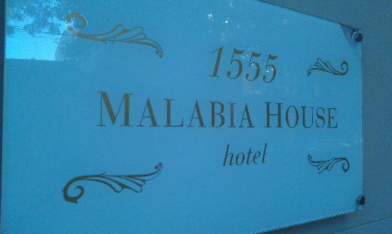 1555 Malabia House: welcome to Malabia