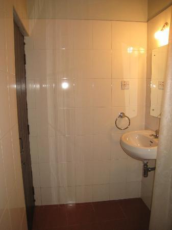 Casa Paradiso: Baño