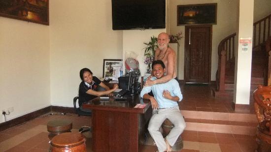 Villa of Somali: Trevor & DianaSouth Australia