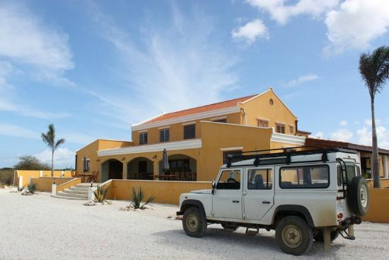 Wanapa Lodge: Landhuis