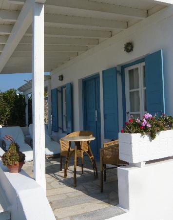 Santa Marina - A Luxury Collection Resort: véranda suite junior