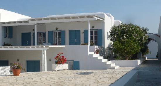 Santa Marina - A Luxury Collection Resort: la suite junior 124