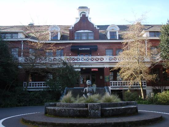 Ruby S Spa Picture Of Mcmenamins Edgefield Troutdale