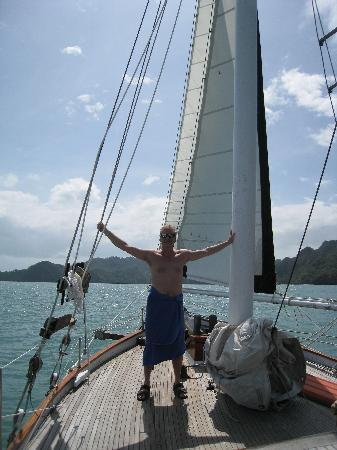 Stardust Cruises: on board