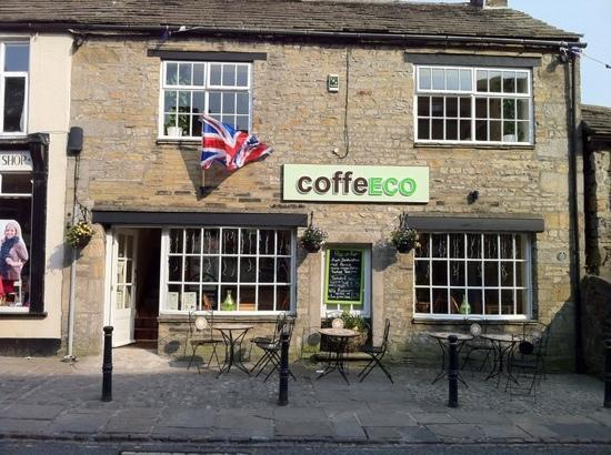 CoffeECO: Best coffee in Grassington served here!