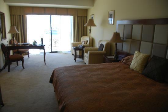 Excelsior Grand Hotel: La mia ampia e comoda camera