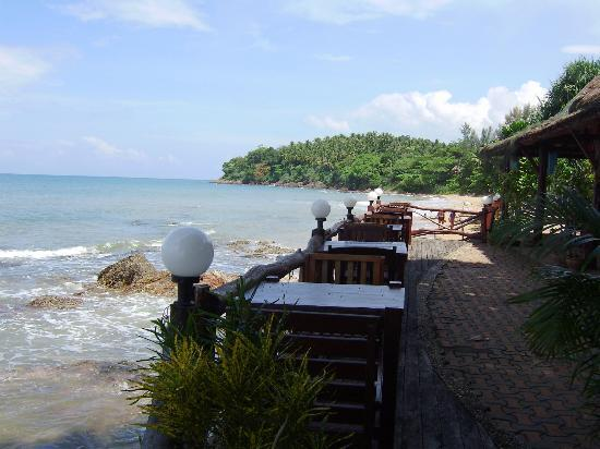 Dream Team Beach Resort: restaurant